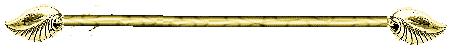 Barres de séparation bijou,métal