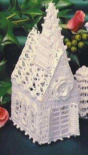 Mon village blanc de Noël