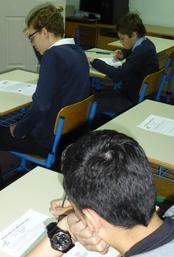 Concours Kangourou des mathématiques
