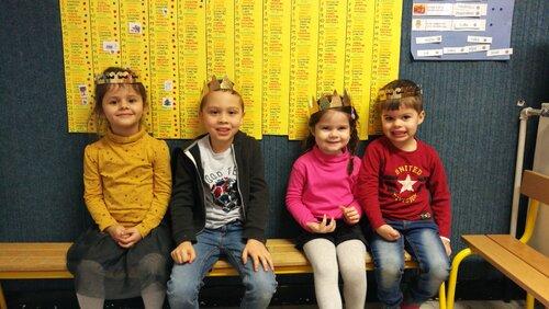 Rois et reines de la classe Soleil