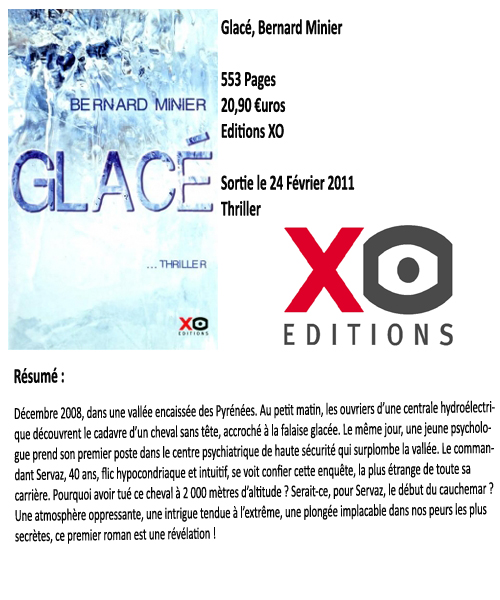 Glacé, Bernard Minier
