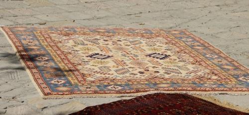 Les tapis de Boukhara