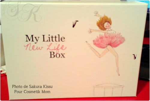 My Little Box de Janvier - My Little New Life Box Spoiler !