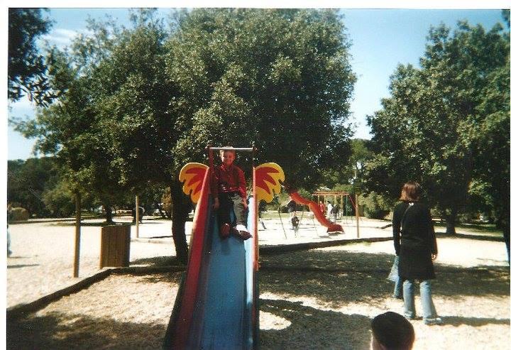 Au zoo de la Barben