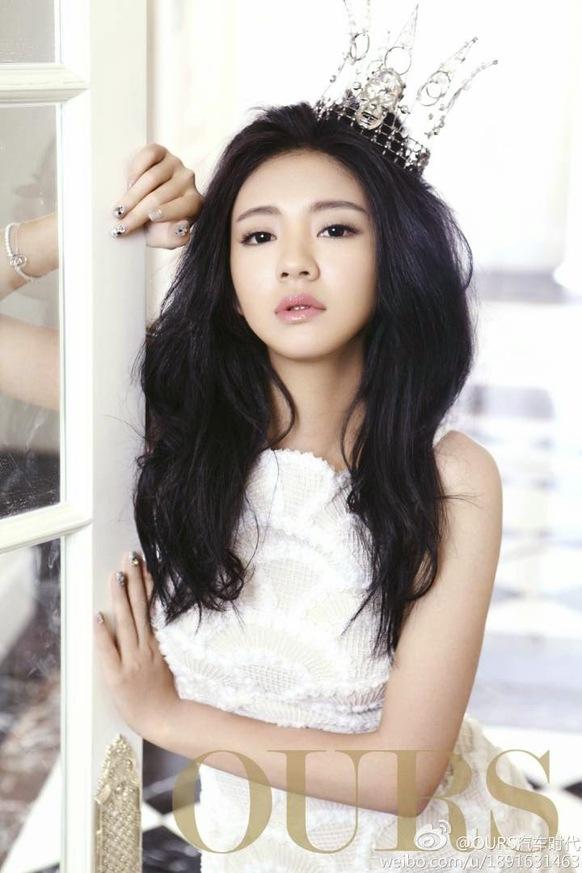 Ady An (Actrice Taïwanaise)