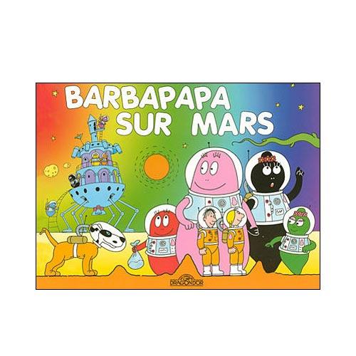 Découverte, Mars et la terre avec Barbapapa