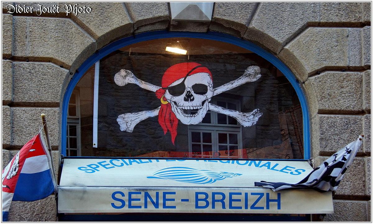 (35) Ille et Vilaine - Saint Malo (2) - Enseignes & Devantures
