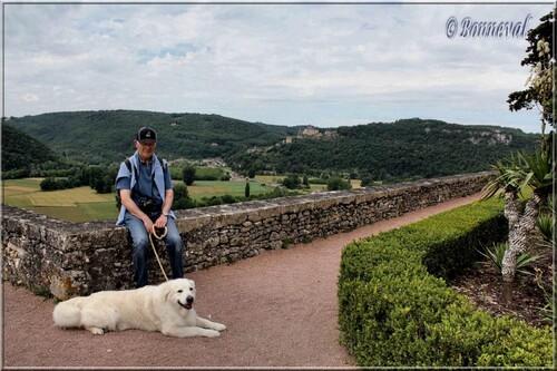 Les Jardins Suspendus de Marqueyssac Dordogne au pied du Bastion
