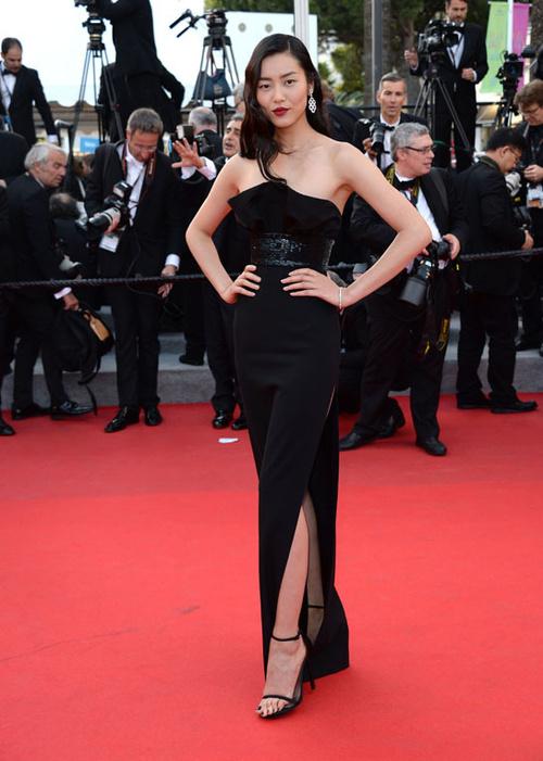 """Les inscrites au projet 2014 """"La montée des marches à Cannes"""""""
