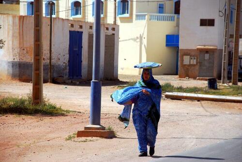 Elles dont douées ces dames marocaines