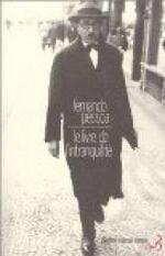 Le livre de l'intranquillité - Fernando Pessoa -