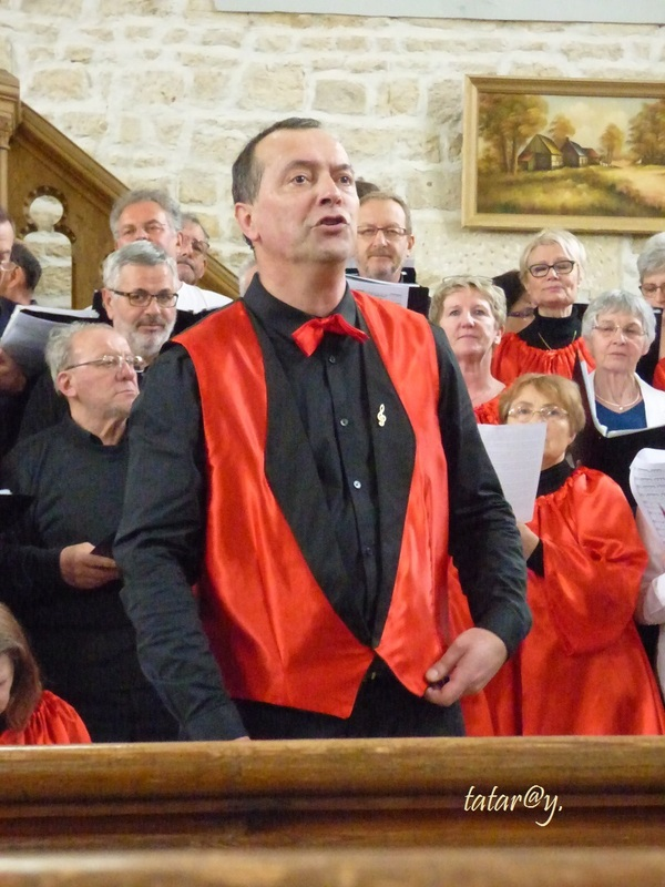 Concert gospel 2016 . Rétina. 3)