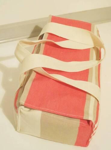 Coudre un sac pour un scanner de documents ou sac à cake
