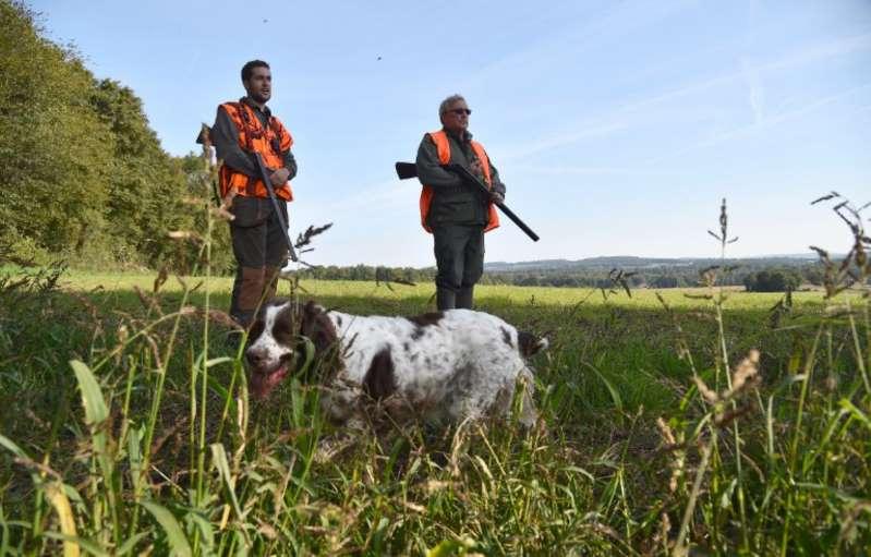 Réforme de la chasse: A l'Elysée, Emmanuel Macron reçoit Nicolas Hulot et les chasseurs