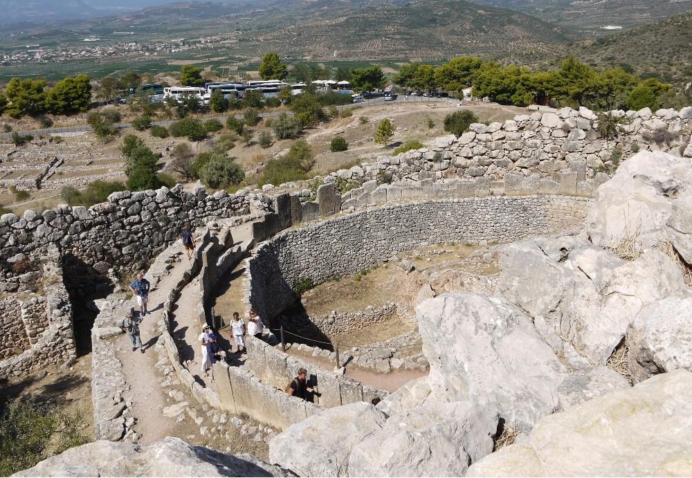 Mycènes - Grèce
