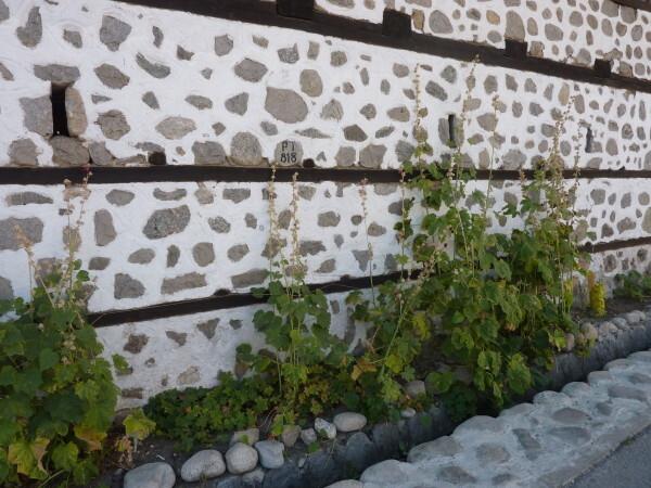 Jour 3 - Bansko - Mur antisysmique
