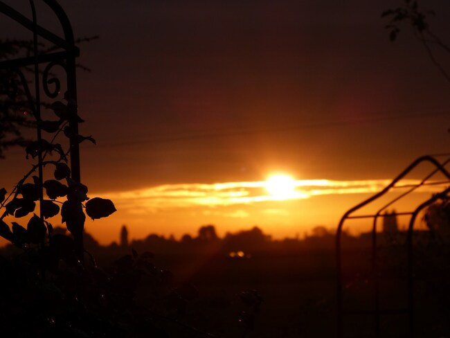 quand le soleil revient