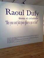 Visite Musée Exposition Raoul DUFY