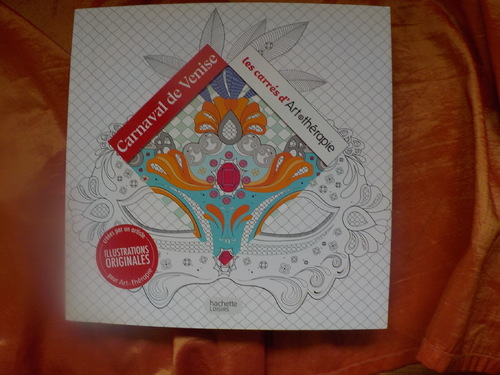 DOMANDALAS  ECHANGE  divers albums carrés d'arthérapie
