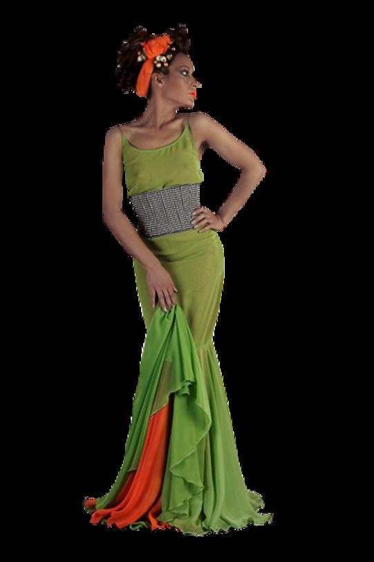 Femmes en Vert Série 11