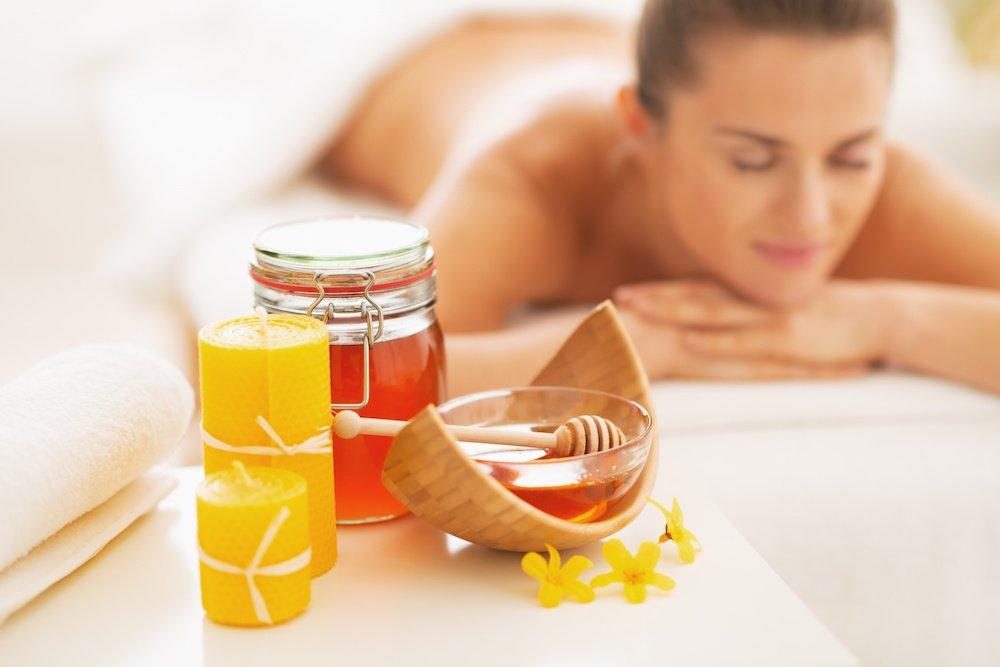 Как избавиться от целлюлита с медом