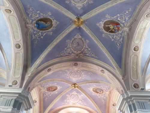 L'église de la Trinité
