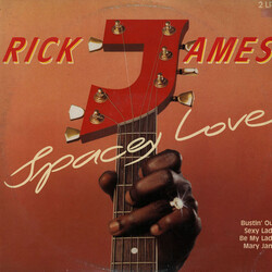 Rick James - Spacey Love - Complete LP