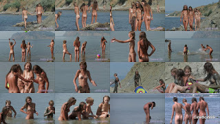 Candid-HD - Teen Nudists on Holiday 2.