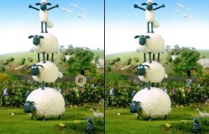 Point and clic shaun the sheep