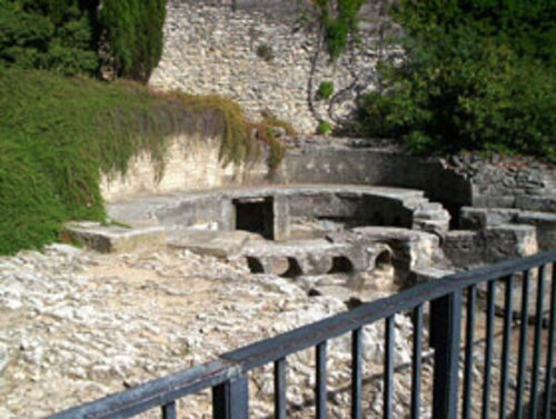 Histoire Ancienne 2:  Le Pont du Gard