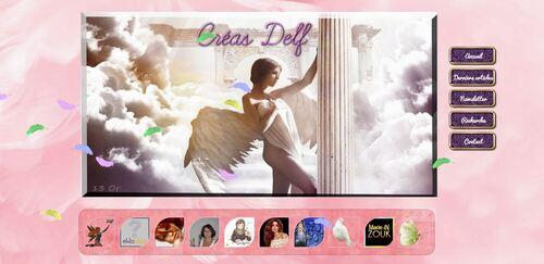 les anges de Créas Delf