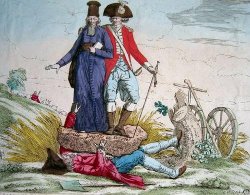 Les idées nouvelles du 18ème siècle
