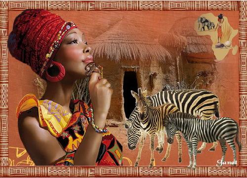 Quelques créas africaines