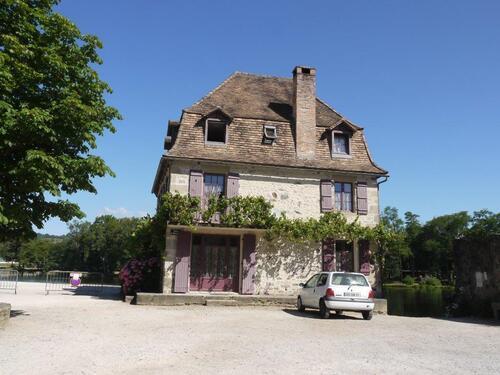 La maison de Gabariers
