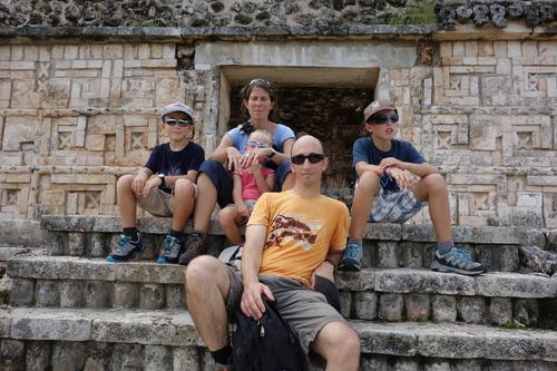 4 au 12 septembre - Le Yucatan