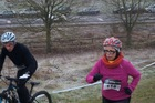 Cross Run & Bike de Pontault-Combault 15.01.2017