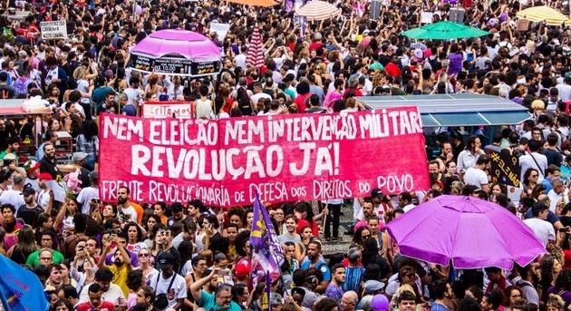Sur la situation au Brésil - un article maoïste