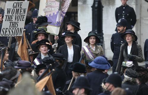 Les suffragettes - un film de Sarah Gavron (2015)