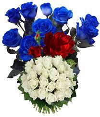 """Résultat de recherche d'images pour """"gifs animés bouquet bleu blanc rouge centerblog"""""""