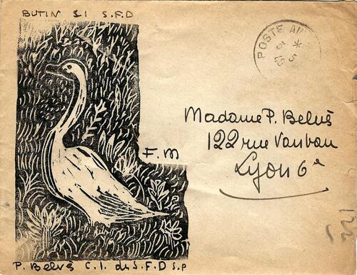 Carte 14 /  03/05/1940