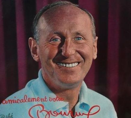 La Tactique par Bourvil.