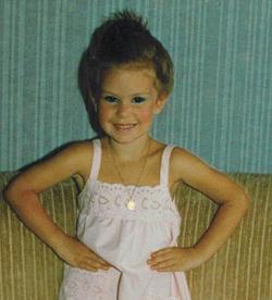 Audrey 4 ans