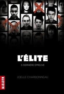 L'élite  - Joelle Charbonneau