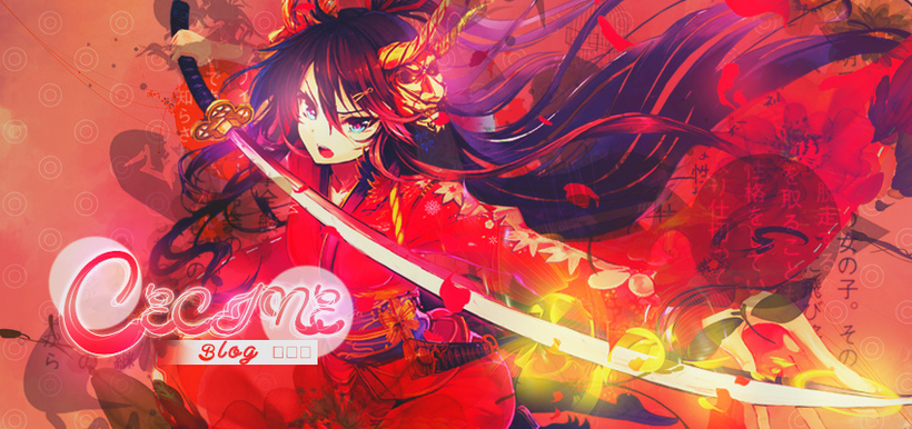 Samourai girl !