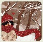 La malle de vos images : Personnages hiver