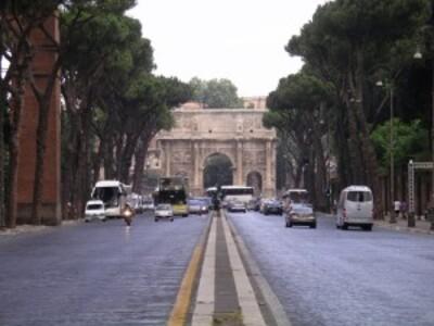 Roma....