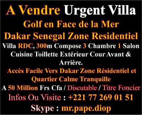 L`Immobilier Au Senegal,Louer Ou Acheter Un Bien Immobilier Avec Nous +221 77 269 01 51