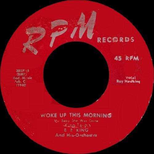 """B.B. King : CD """" B.B. King Story Vol. 2 1953-1954 """" SB Records DP 36 [ FR ]"""