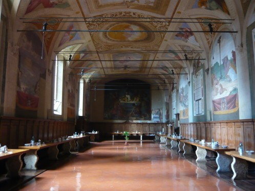 Abbazia Monte Oliveto Maggiore