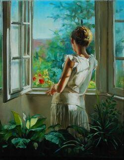 La fenêtre de l'imaginaire
